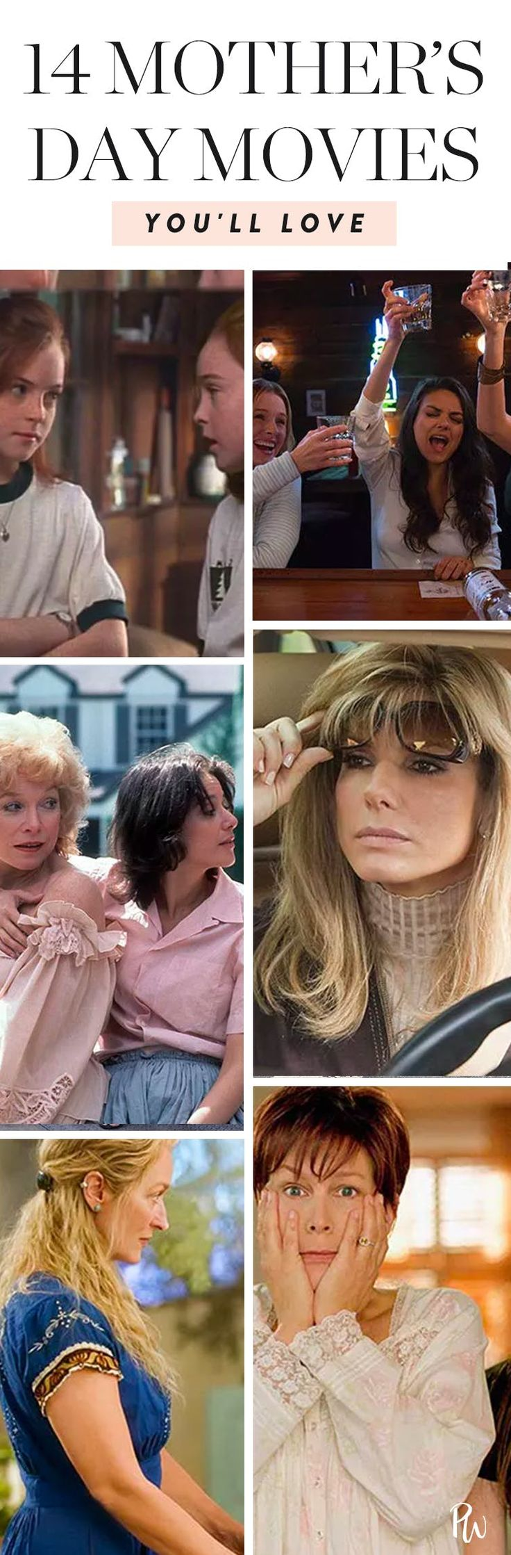 14 Movies to Watch with Mom This Mother's Day