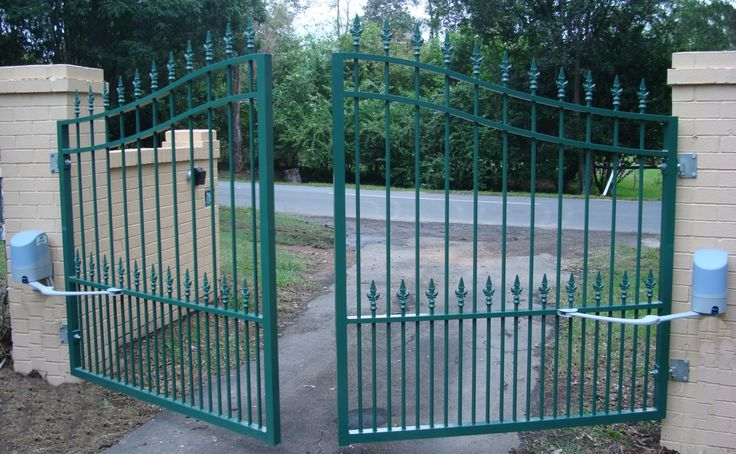 17 best ideas about electric gate opener on pinterest for Electric driveway gate motors