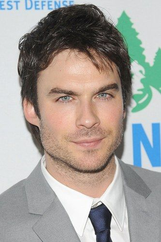 "Feminist Men We Love - Ian Somerhalder. Explaining why he took part in 'The Real Man' campaign run by Womens Aid UK, Vampire Diaries star Ian Somerhalder said: ""I wanted to take part in this campaign because it's so easy to forget the many women who live their lives in fear because of domestic violence.  ""Men have an important role to play in sending out the message that real men do not hurt or abuse their partners."""