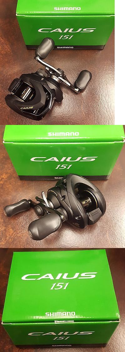 Baitcasting Reels 108153: Shimano Caius 151 6.3:1 Left Hand Baitcast Fishing Reel - Cis-151A -> BUY IT NOW ONLY: $69.99 on eBay!