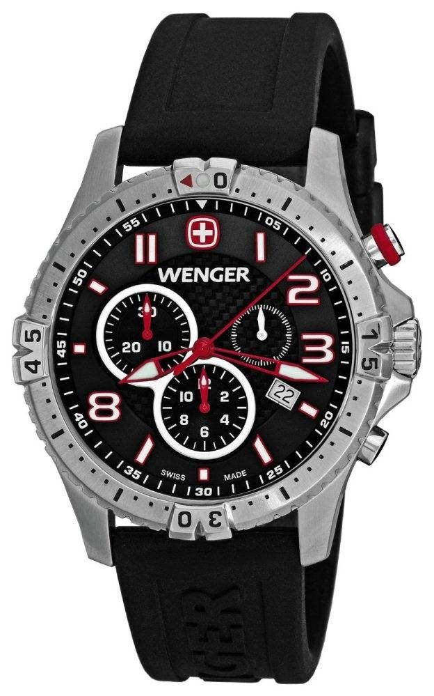 Wenger Watch Squadron Chronograph D #2015-2016-sale #amazon #bezel-unidirectional #bracelet-strap-rubber #brand-wenger #case-depth-11mm #case-material-steel #case-width-43mm #chronograph-yes #clasp-type-tang-buckle #classic #comparison #date-yes #delivery-timescale-1-2-weeks #dial-colour-black #discontinued #gender-mens #movement-quartz-battery #official-stockist-for-wenger-watches #packaging-wenger-watch-packaging #sale-item-yes #subcat-squadron #supplier-model-no-77055…