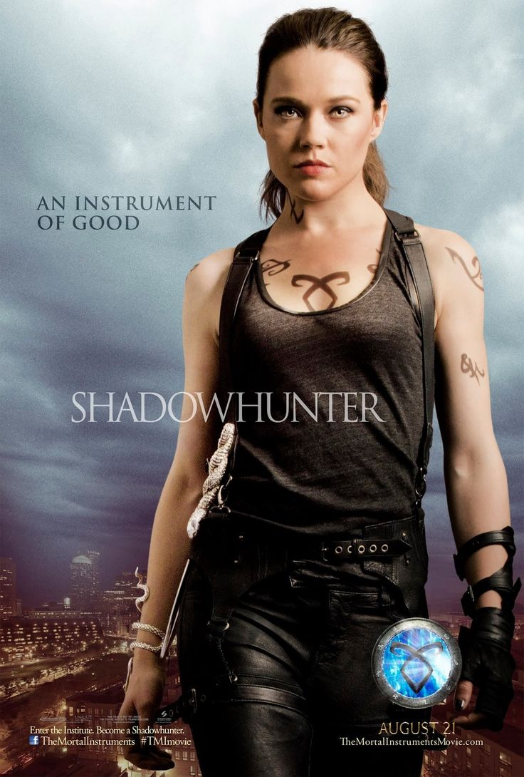 Isabelle Lightwood - Shadow Hunter