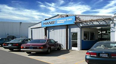 Hans Foreign Car Repair Tune-up Brake Transmission Oil Change. They specialize in Acura, BMW, Honda, Infiniti, Lexus, Mazda, Mercedes, Nissan, Toyota, Volkswagen and Volvo.