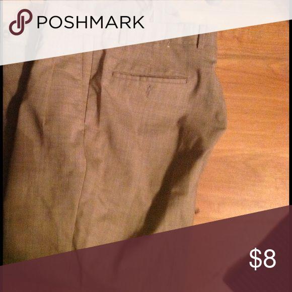 Men's dress pants 100% pure new wool Alfani Pants Dress
