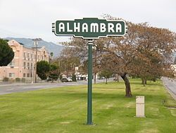 Alhambra, California - Wikipedia, the free encyclopedia