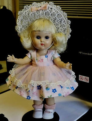 Vintage Vogue Ginny Doll SLW ML Adorable!!!