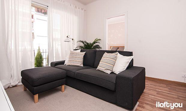 #proyectosantalo #iloftyou #interiordesign #ikea #barcelona #lowcost #ranarp #ribba #lack #besta #kivik #livingroom #matilda #karlstad
