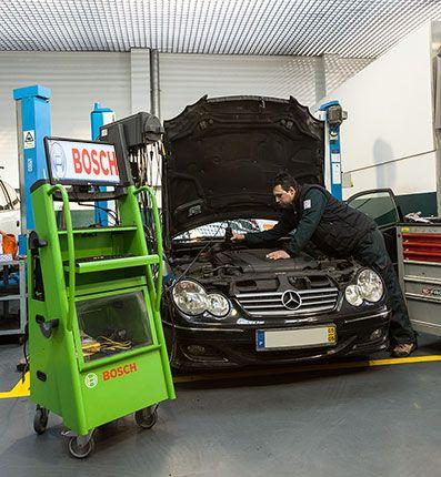 Auto Duque - oficina de reparação e manutenção de automóveis #BOSCH car service #BCS
