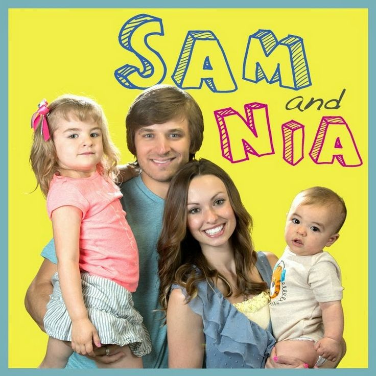 This is a fun, family Vlog of Sam, Nia, and their two kids.  Christian family who captivates your sense of humor!  Check them out.