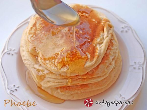 Pancakes #sintagespareas #pancakes #proino