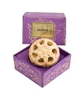 Song of India - Natural Solid Fragrance - Jasmine - gaia rising metaphysical