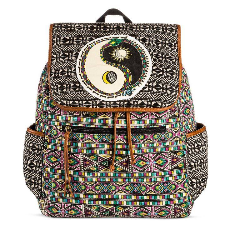 Women's Backpack Handbag Multicolor - Mossimo Supply Co.. Image 1 of 3.