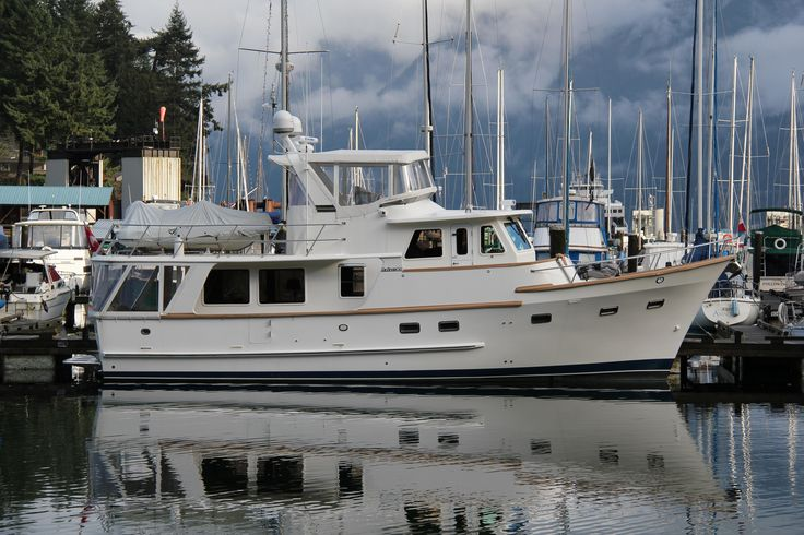 2008 DeFever 50 Pilothouse Power Boat For Sale - www.yachtworld.com