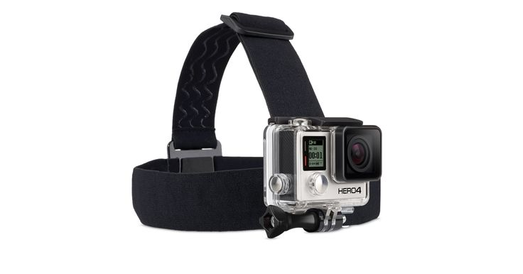 Capture a new point of view with the GoPro Head Strap + Quick Clip Mount for your GoPro Camera. Buy now at the Apple Online Store.