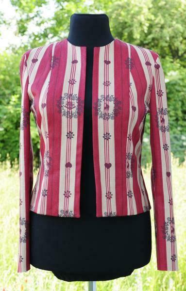 simple jacket pattern (free from papavero)