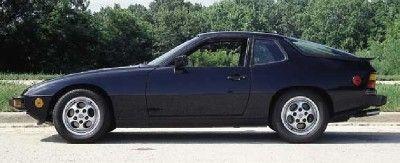 1988 Porsche 924s. I had one and KNEW I was badass.