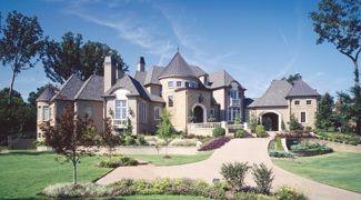 The La Porte Ouverte House Plans Garage Floor Plan - House Plans by Designs Direct.