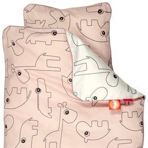 Done by Deer Powder Contour Grown-Up Bed Linen