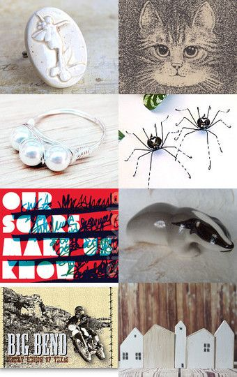 Black and white by Daniela Battarello on Etsy--Pinned with TreasuryPin.com