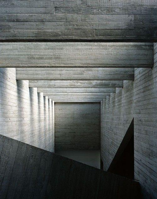 tones of concrete