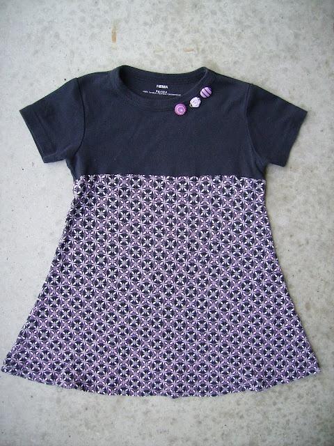 jurk van hema t-shirt
