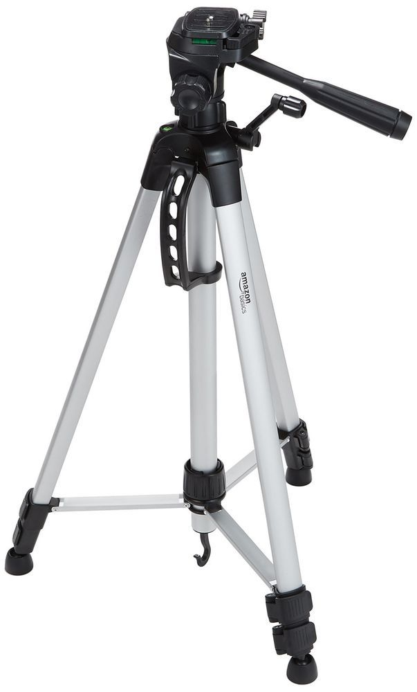 LUXURY QUALITY CAMERA VIDEO PHOTO TRIPOD WITH CARRY BAG