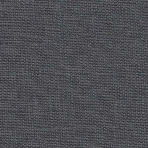 IL019 GRAPHITE Softened - 100% Linen - Middle Weight (5.3 oz/yd2)