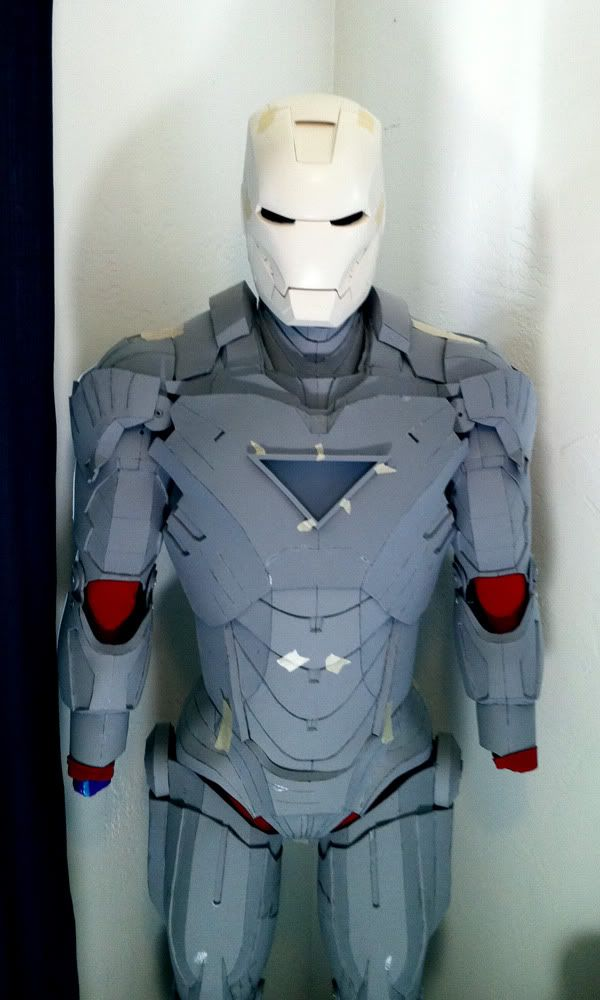 The rpf iron man out of foam iron man armor diy for Iron man foam armor templates