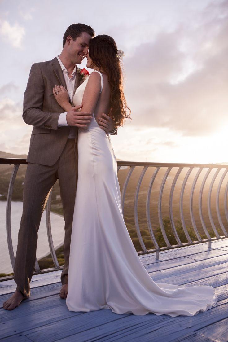 Chris & Pippa Antigua Wedding