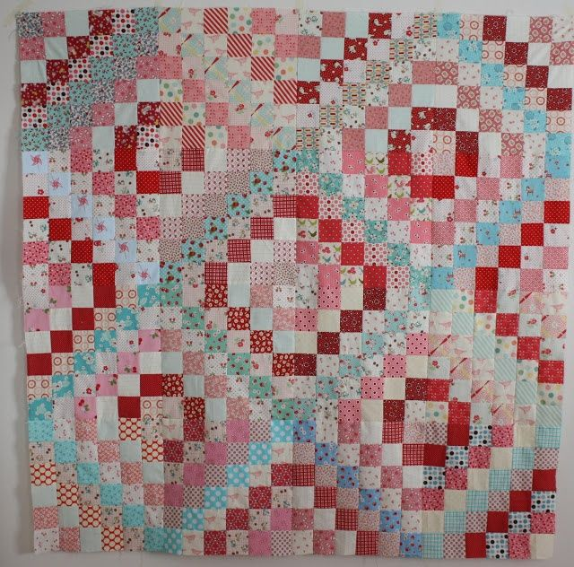 17 best images about easy quilts on pinterest pinwheels for Red door design quilts