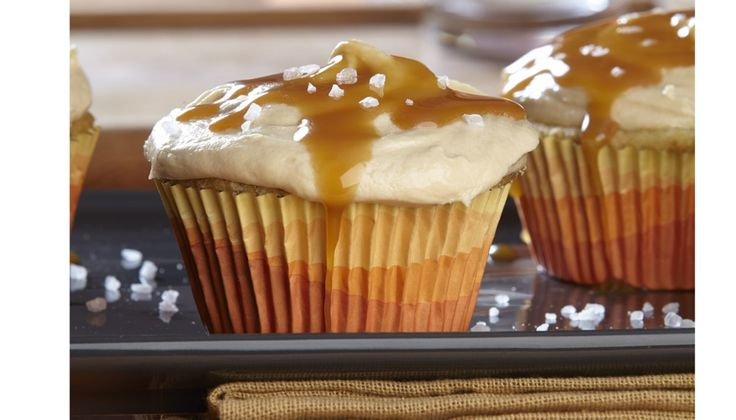Recipe: Salted Caramel Cupcakes