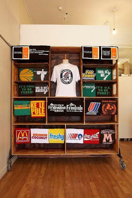 Popo Hardware T-shirts by Siliga David Setoga