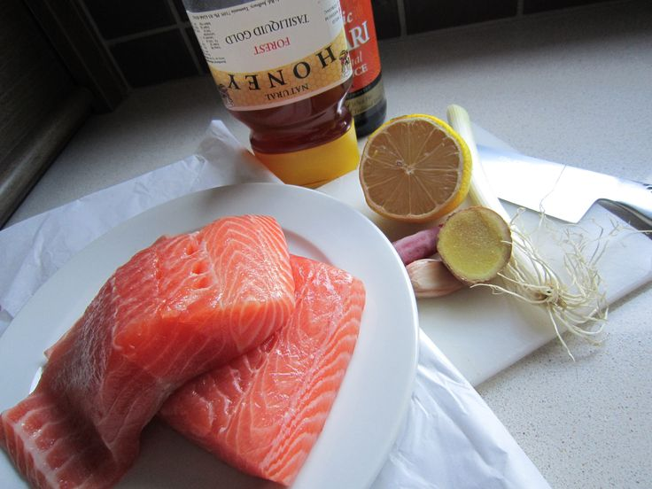 Simple Steamed Salmon | Official Thermomix Recipe Community