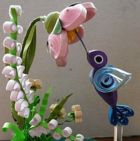 Quilling 3D