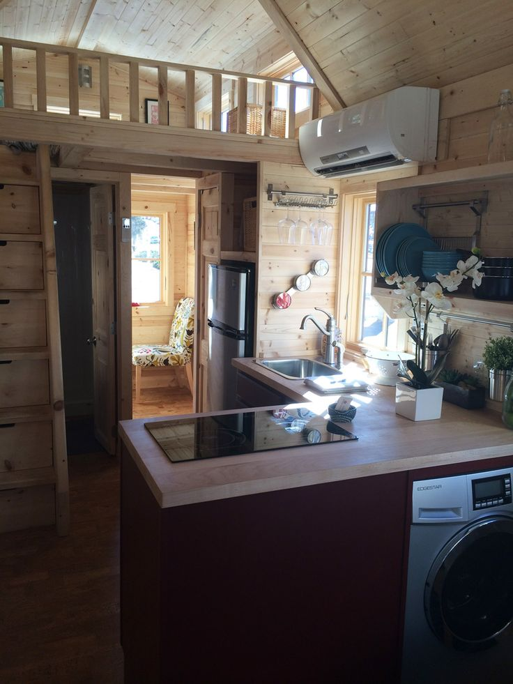 1000 images about tiny house interiors on pinterest buses tiny house on wheels and tack - Tumbleweed tiny house interior ...