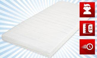 Kindermatratze Matratzenheld Momo Aerofit  online gute Matratzen kaufen bei matratzendiscount.de #Matratze #KinderMatratze