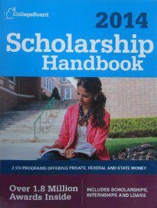 Scholarship Handbook 2014: All-New 17th Edition (College Board Scholarship Handbook): The College Board