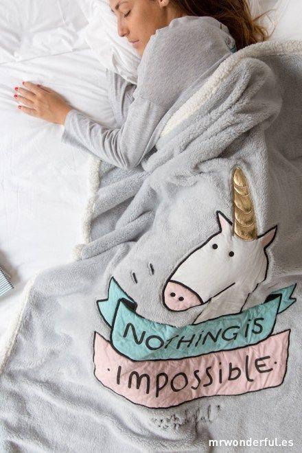 Quiero esta manta!!! En Oysho