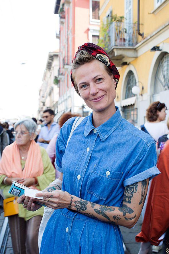 On the Street…Sunday Flea Market, Milan