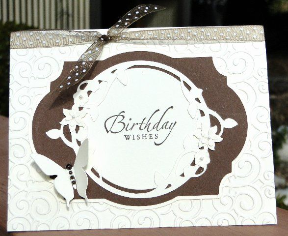 Birthday and cricut cards by jasonw1 - Cards and Paper Crafts at Splitcoaststampers