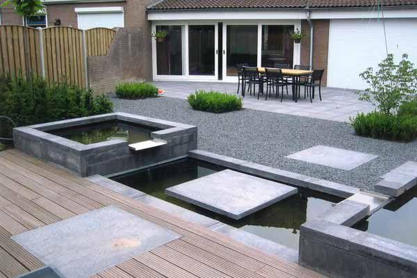 Tuin design google zoeken garden pinterest vijvers for Tuin renoveren