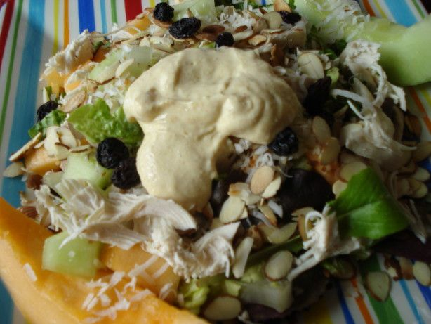 Bombay Salad