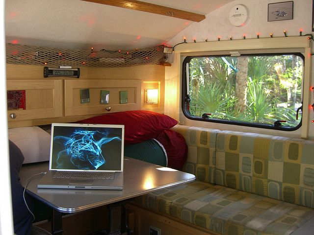 Tab Trailer Table Mode Glamping Pinterest Photos