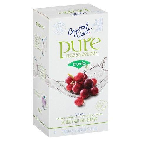 Crystal Light Pure Grape 7ct