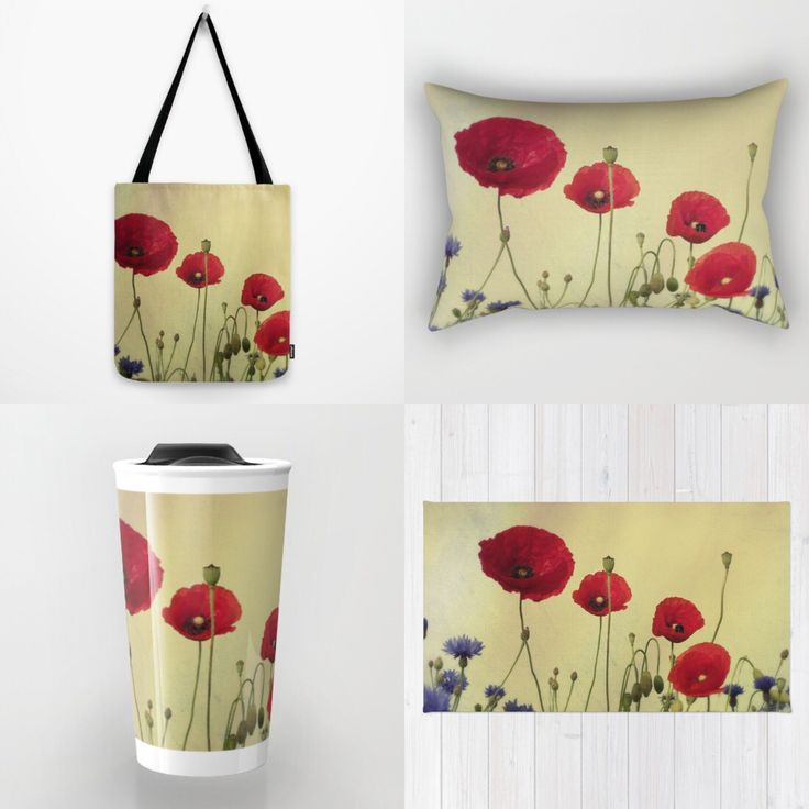 New style for your home? Big contrasts and lovely red poppy flowers 🌺 https://society6.com/product/4-poppys_rug#s6-1326614p35a36v288 🌺