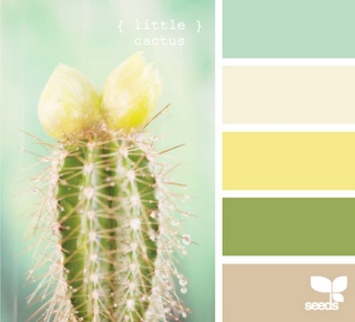 Summer colors: Dining Room, Color Palettes, Design Seeds, Color Combos, Color Schemes, Kitchen Colors, Cactus Color, Living Room