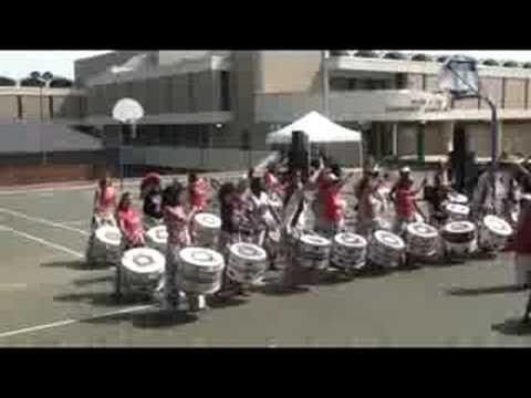 Samba Drum Lines!!! Love 'em!