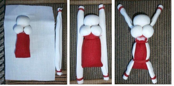 Конструкции   кукла куница