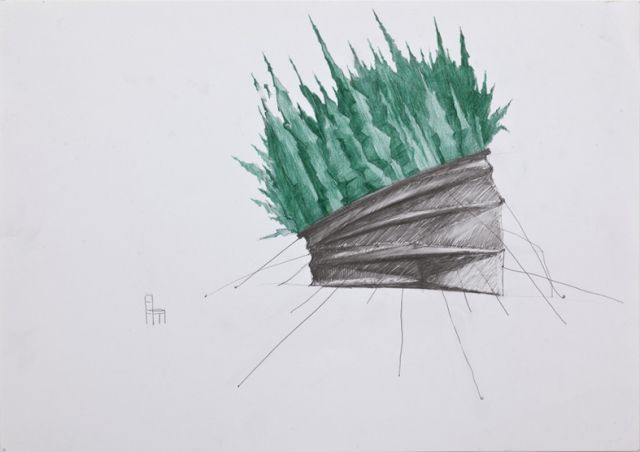 Julia Ivashkina, Untitled 4, 2009 year