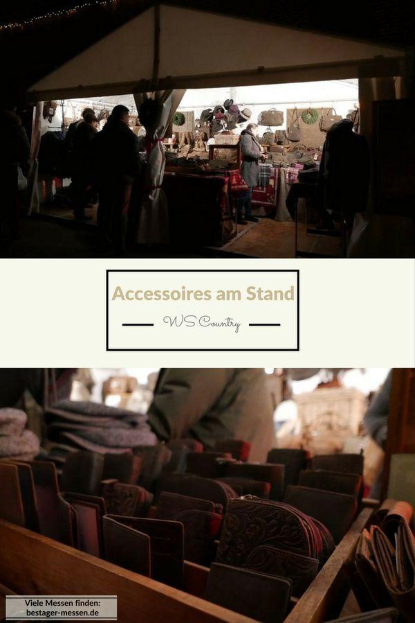 Am Stand von WS Country stehen Countrymode und passende Accessoires im Mittelpunkt.